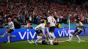 England - Denmark, EURO 2020: Video ...