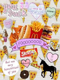 food tumblr collage. Beautiful Food Collage Food Girl Love Pizza Tumblr Tumblr Wallpaper Intended Food Tumblr Collage C