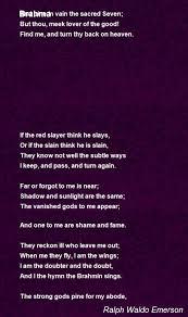 brahma poem sitedoct org