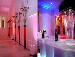 Event Decor London Perrier Jouet Champagne Was Big Hit