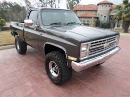 1985 Chevrolet C10k10 Information And Photos Momentcar Chevy ...