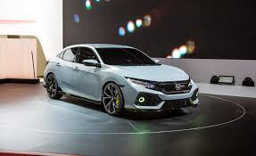 new car launches honda2017 Honda Civic Hatchback Concept Photos and Info  News  Car