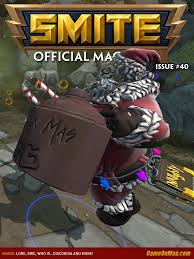 official smite magazine issue 40