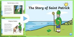 The Story of Saint Patrick PowerPoint
