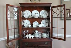 How To Decorate A China Cabinet 4 Amazing Tips To Decorate Your China  Cabinet Dining Room