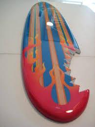 wood decorative surfboard wall art beach decor in surf board decor decor surfboard decor diy wooden surfboard wall decor