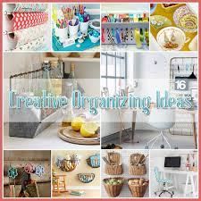 Creative Organizing Ideas