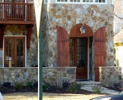 french doors with shutters. Architecture Tourist: Teardown Complete: Door Shutters, Stone, French Doors, Small Panes Doors With Shutters S