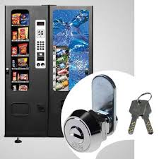 Vending Machine Electronic Lock Stunning Vending Machine Lock Zinc Alloy Brass Dimple Key Nickel Plated