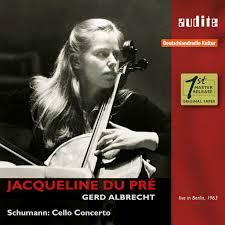 <b>Jacqueline Du Pré</b>: <b>Schumann</b>: Cello Concerto in A Minor (Live ...