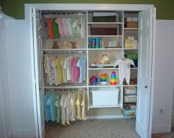 ... Fancy Design Ideas For Decorating Baby Closet Organizer : Enchanting Baby  Closet Organizer Decoration With Wood ...