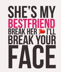 Best Friend Quotes on Pinterest | Best Friendship Quotes, Bff ... via Relatably.com