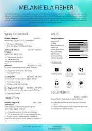 Resume Examples By Real People Interior Designer Resume Example