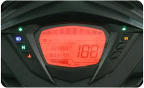 auto manual digital speedometer