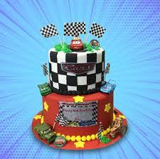 Cars Birthday Cake Picture Of Bakery Treatz Chaguanas Tripadvisor