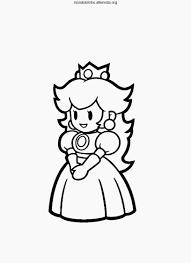 Super Paper Mario Da Colorare Mondo Bimbo