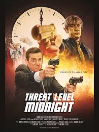 the office poster. 18 X 24 POSTER - Threat Level Midnight The Office Poster