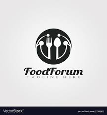 Freelance Graphic Design Forum Food Forum Logo Designrestaurant Food Icon