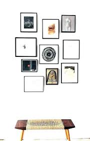 picture frames on wall. Wall Frames Set Photo Picture Frame Ideas Using . On L