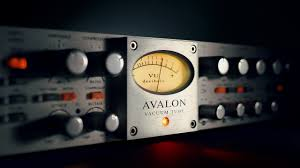 Uad Comparison Chart Introducing Uad Avalon Vt 737 Tube Channel Strip Plug In