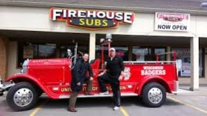 From Football To Franchising: Don Davey Scores With Firehouse Subs