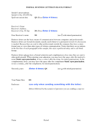 how to open a business letter new formal business letter format aguakatedigital templates