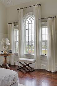 How To Hang Curtains On A Round Top Window Best Of 25 Best Ideas About Arched  Window Curtains On Pinterest