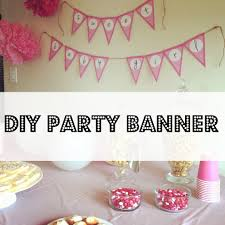 Diy Birthday Decorations Diy Party Decorations Decorating Ideas