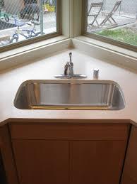 Kitchen Corner Sink Kitchen Corner Kitchen Sinks Inside Top Corner Kitchen Sink