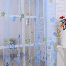Sheer Curtains Bedroom Online Get Cheap Girls Sheer Curtains Aliexpresscom Alibaba Group