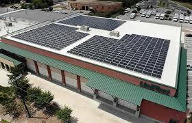UniFirst San Antonio - HOLT Renewables