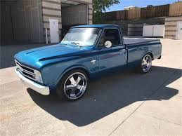 1967 Chevrolet C10 for Sale | ClassicCars.com | CC-1037925