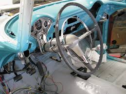 Steering Column Length [Archive] - TriFive.com, 1955 Chevy 1956 ...