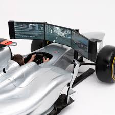 Formula 1 Frame Design Full Size Formula 1 Racing Simulator For Video Games