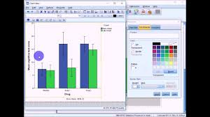 Spss Apa Chart Template Formatting Graphs In Spss Apa Format