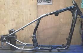 harley davidson sportster custom hardtail hard tail chopper frames