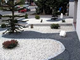front garden design with gravel you