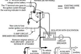 battery isolator switch wiring diagram further battery isolator wiring diagram for deka 95 amp battery isolator dw08770 etrailer