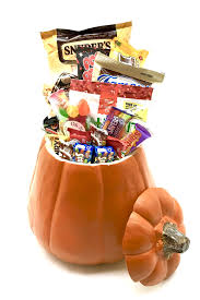 the pumpkin party gift basket calgary