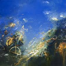 gardens of archimedes michael schultheis seas of archimedes 01 2011 acrylic on canvas