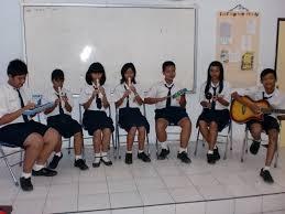 Ansambel pianika, ansambel gitar, ansambel triangle, dll. Ansambel Musik Arts Quizizz