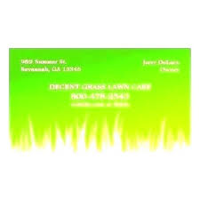 Landscaping Business Cards Ideas Benjaminhomedecorating Co