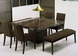 Marble Top Dining Table Set Room High Dining Room Tables