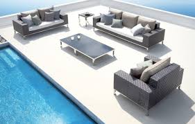 High End Outdoor Furniture Brands Gorgeous New Oceanweave Outdoor