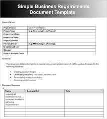 requirements document template business requirements document template brd business requirements in