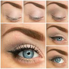 tutorial for blue eyes 5 ways to make blue eyes pop with proper eye makeup