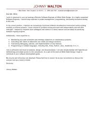 Qa Manager Cover Letter Sample Software Cover Letter Dew Drops