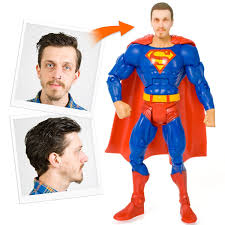 Personalized Superheroes Personalized Superhero Action Figures