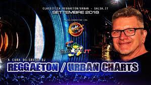Top 30 Reggaeton Urban Settembre 2018 Salsa It