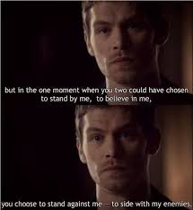 Image In Quotes Collection By Sara Queen ♕ On We Heart It Delectable Klaus Mikaelson Quotes